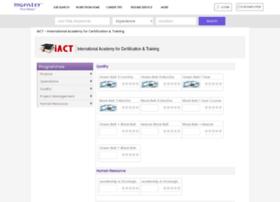 iact.monsterindia.com