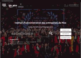 iae.unice.fr