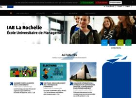 iae.univ-larochelle.fr