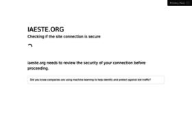 iaeste.org