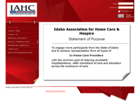 iahc.memberlodge.org
