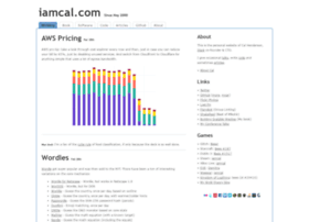iamcal.com
