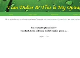 iamdidier.com