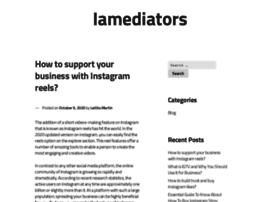 iamediators.org