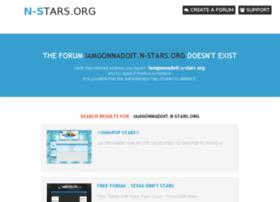 iamgonnadoit.n-stars.org
