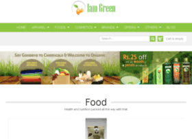 iamgreen.in