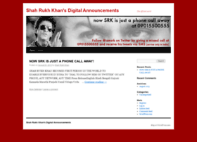 iamsrkdigital.wordpress.com