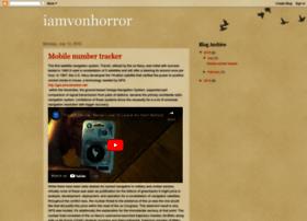 iamvonhorror.blogspot.com