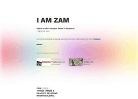 iamzam.com