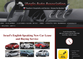 ianglo-auto-association.com