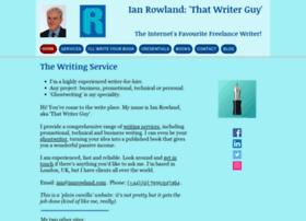 ianrowland.com