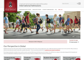 iao.uark.edu