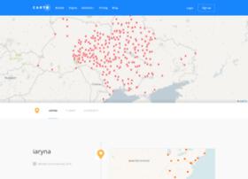 iaryna.cartodb.com