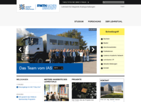 ias.rwth-aachen.de