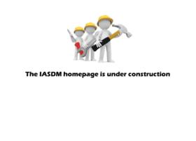 iasdm.org