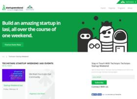 iasi.startupweekend.org