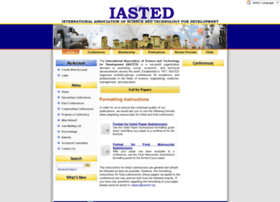 iasted.org