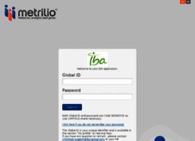 iba.metrilio.com