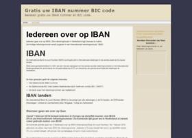 iban.jouwweb.nl