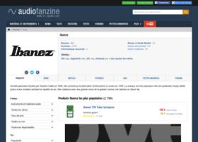 ibanez.audiofanzine.com