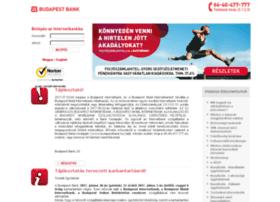 ibank.budapestbank.hu