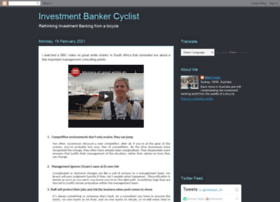 ibankcyclist.blogspot.com