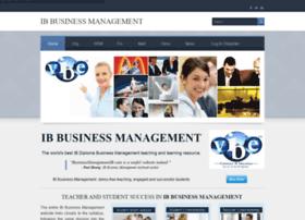 ibbusinessandmanagement.com
