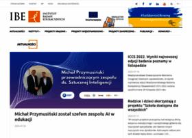 ibe.edu.pl