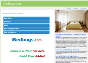 ibedbugs.com
