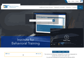 ibehavioraltraining.com