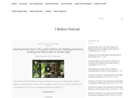ibelievepodcast.com