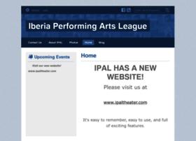 iberiaperformingartsleague-com.doodlekit.com
