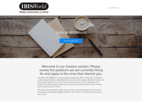 ibisworld.recruiterbox.com