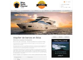 ibizayachtcharter.com
