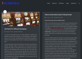 ibizmexico.com