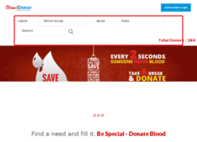 iblooddonor.com
