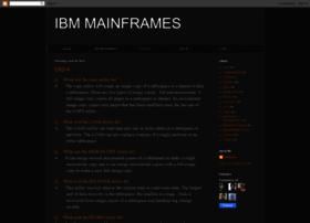 ibmmainframestutorial.blogspot.com