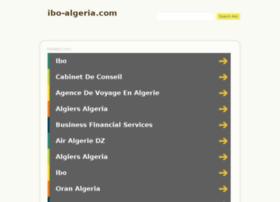 ibo-algeria.com