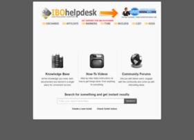 ibohelpdesk.com