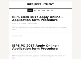 ibpsrecruitment.net