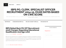 ibpsrecruitment2013.org