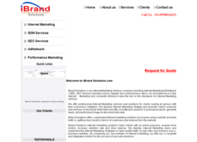ibrandsolutions.com