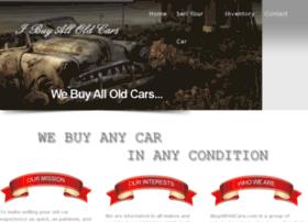 ibuyalloldcars.com