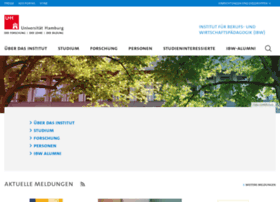 ibw.uni-hamburg.de