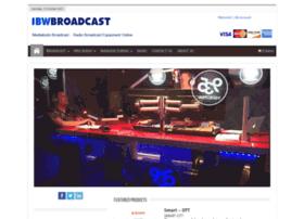 ibwbroadcast.com