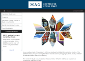 ic.macalester.edu