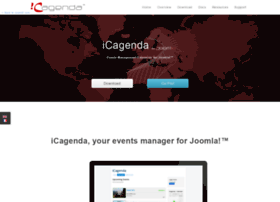 icagenda.joomlic.com