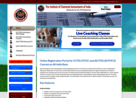 icaionlineregistration.org