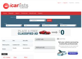 icarlists.com