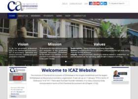 icaz.org.zw